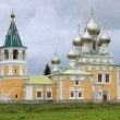 Resurrection church in village Matigory, Arkhangelsk Oblast — Stock Photo