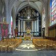 Sacrament chapel in Cathedral of Our Lady in Antwerp, Belgium — Stock Photo #35539773