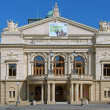 Josef KajetTyl Theatre in Plzen, Czech Republic — Stock Photo #38241167