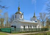 Church of Saint Alexander Nevsky in Kineshma, Russia — Stock Photo