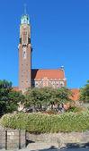 Engelbrekt-Kirche in Stockholm, Schweden — Stockfoto