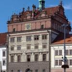 Plzen Town Hall, Czech Republic — Stock Photo