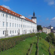Stock Photo: Jesuit College in KutnHora, Czech Republic