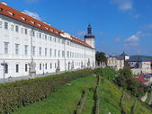 Jesuit College in Kutna Hora, Czech Republic — Stock Photo