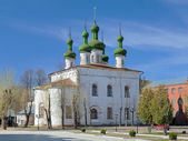 Ascension Church in Kineshma, Russia — Stock Photo