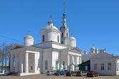 Trinity Cathedral in Kineshma, Russia — Stock Photo