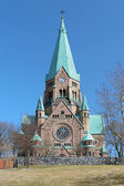 Sofia Church in Stockholm, Sweden — Stock Photo