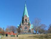 Sofia Kirche in Stockholm, Schweden — Stockfoto