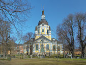 Katarina Church in Stockholm, Sweden — Stock Photo