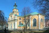 ストックホルム、スウェーデンのマリア マグダレナ教会 — ストック写真