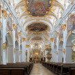 Interior of Old Chapel in Regensburg, Germany — Stock Photo #40623021