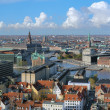 View of Copenhagen, Denmark — Stock Photo