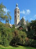 церковь святого джеймса в кутна гора, чехия — Стоковое фото