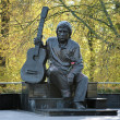 ������, ������: Monument of Vladimir Vysotsky in Kaliningrad Russia