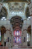 Interior of the Liebfrauenkirche in Trier, Germany — Stock Photo