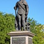 Постер, плакат: Monument of prince Grigory Potemkin Tavricheski in Kherson Ukraine