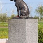 ������, ������: Monument of Devotion in Togliatti Russia