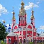 ������, ������: Church of John the Baptist in Kazan Monastery Tambov Russia