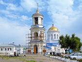 Intercession Cathedral in Voronezh, Russia — Стоковое фото