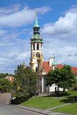 The Prague pilgrim place Loreta, Czech Republic — Stock Photo