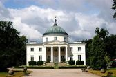 Palace in Lubostroń — Stock Photo