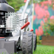 lawnmover — Stock Photo #23036448