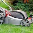 Lawn mower — Stock Photo #23108714
