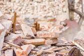 Demolition — Stockfoto