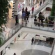 Stock Video: Mall