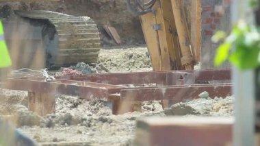 Construction — Stock Video
