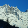 Stock Photo: Mountains alps