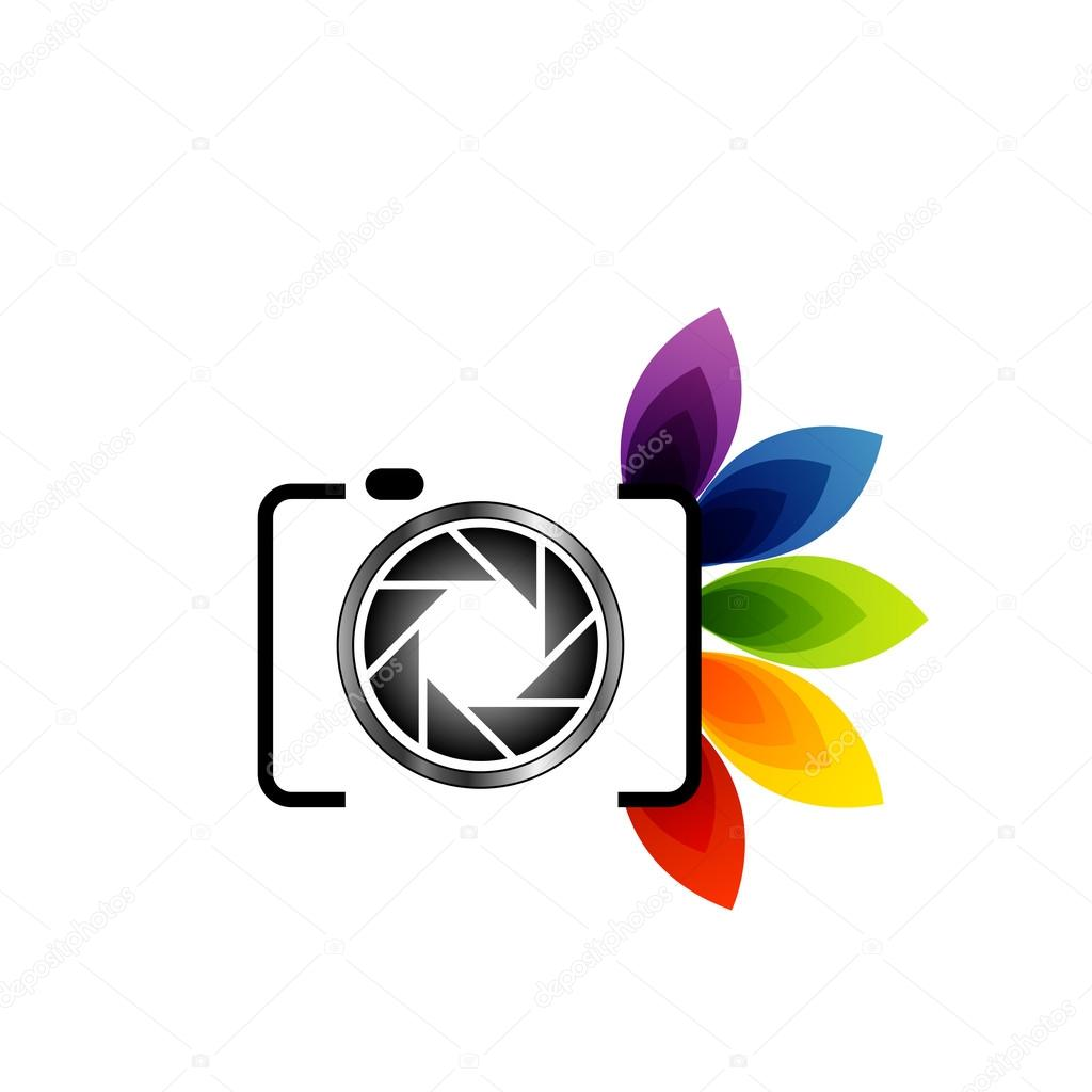 Top logo design watermark logo maker creative logo samples and top logo design watermark logo maker photography logo with colorful leaves u2014 stock vector buycottarizona