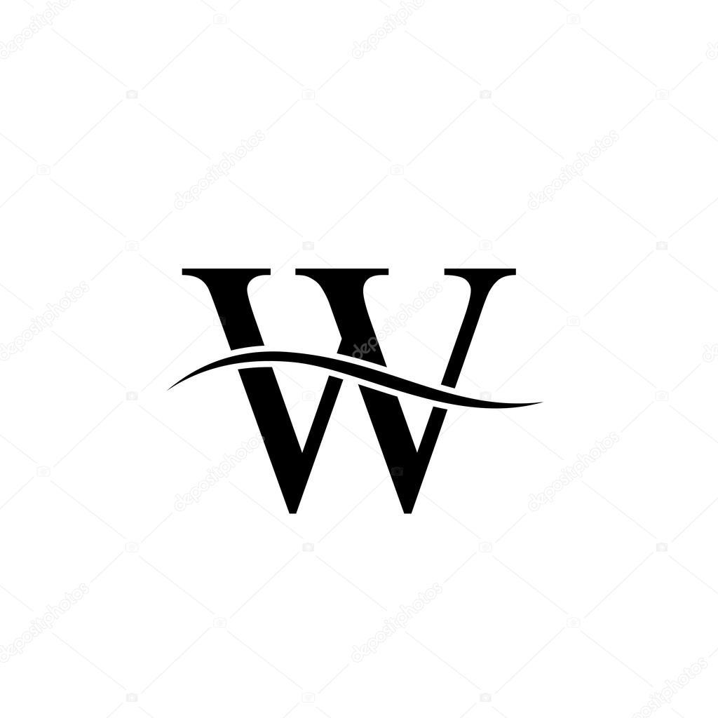 Download - Alpha...W Logo Design Vector