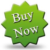 Buy now icon — Stock Photo