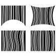 Vector de stock : Bar code