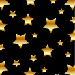 Background with metallic stars — Stockvector #30245881