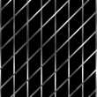 Silver grid background — Vettoriali Stock