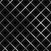Silver grid background — Stock Vector