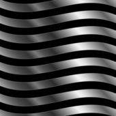 хай-тек серебряный металлический фон — Cтоковый вектор