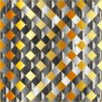 Metal grid background — Stock Vector