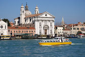 Dzhezuati Church, Venice — Stock Photo