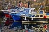 Barcos en resto — Foto de Stock