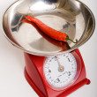 Постер, плакат: Weighing scales