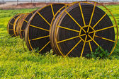 Tuyaux d'irrigation — Photo
