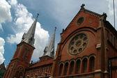 Notre Dame de Saigon - Vietnam — Stock Photo