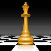 Chessman — Stock Vector