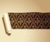 Rippade papper — Stockvektor