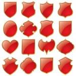 ������, ������: Set of shields