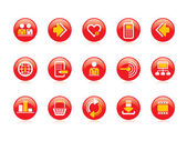 Website & Internet icons — Stock Vector
