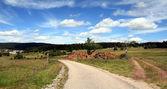 Kvilda, South Bohemia — Stock Photo